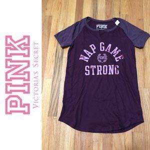 BNWT Victoria's Secret PINK Sleep Shirt